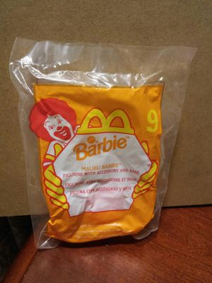 1999 McDonald's Happy Meal..Malibu Barbie for Sale in McKees Rocks, PA