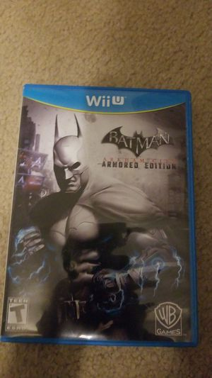 Batman Wii U for Sale in Milton, PA
