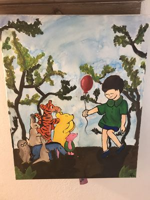 Canvas painting for Sale in Parlier, CA