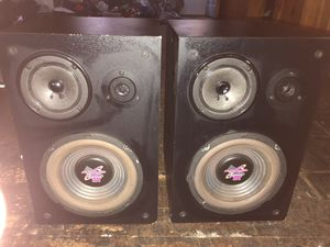 Pair of Yamaha Stereo Speakers - will work w anyway System for Sale in Glastonbury, CT