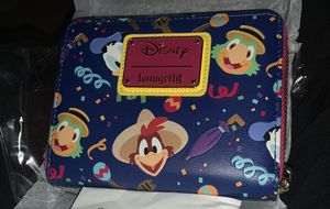 Disney Loungefly 3 Caballeros Wallet for Sale in South Gate, CA