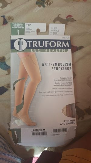Leg health Anti-Embolism Stockings for Sale in Brockton, MA