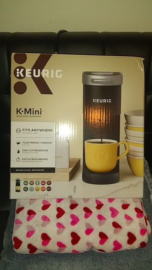 Keurig K-Mini lightly used. for Sale in Salt Lake City, UT