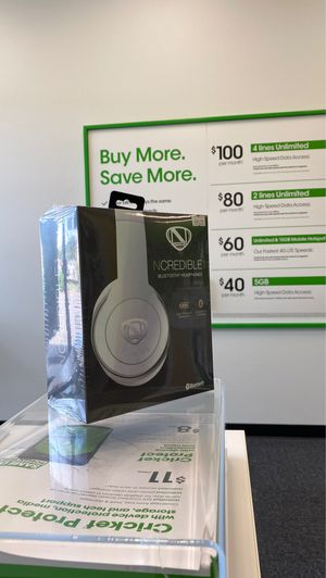 NCredible Headphones for Sale in Wausau, WI