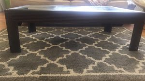 Wood Coffee Table for Sale in Montvale, NJ