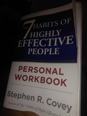 7 habits of highly effective people for Sale in San Francisco, CA