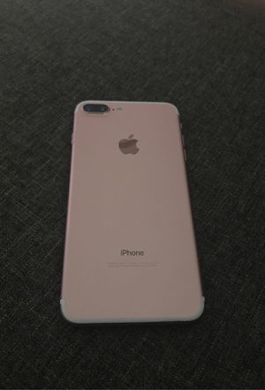 2 iPhone 7 Plus for Sale in Lakeside, CA