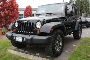 2013 Jeep Wrangler for Sale in Edmonds, WA