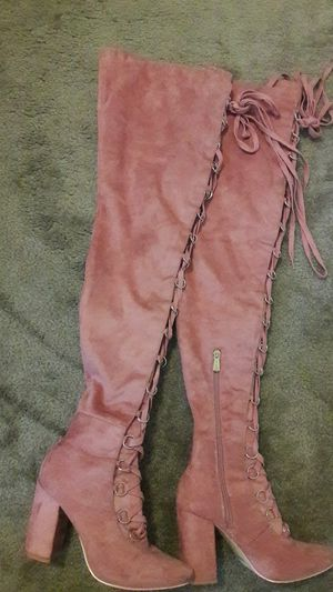 Cape Robin thigh boots sz 8.5 for Sale in Oakland, CA