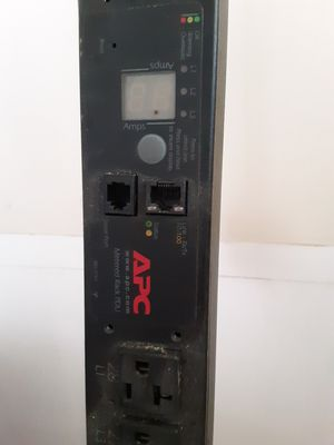 Apc metered rack pdu for Sale in New Castle, PA