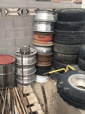 Bobcat hubcaps for Sale in Las Vegas, NV