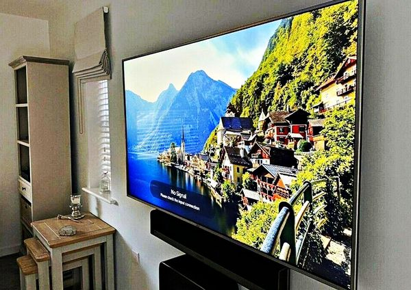 LG 60UF770V Smart TV