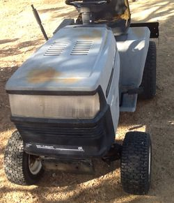 24 hp craftsman tractor for Sale in Wrightwood,  CA