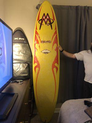 """McTavish Carver Longboard Surfboard 7'6"""" for Sale in Charlotte, NC"""