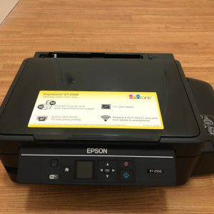 Epson Printer ET-2550 Copy / Print / Scan for Sale in Silver Spring, MD