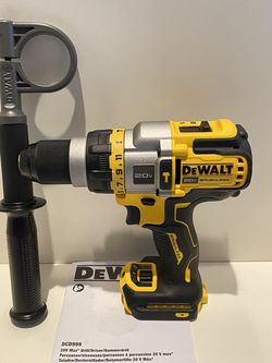 "Dewalt 20V #DCD999 Flexvolt Advantage Brushless 1/2"" Hammer Drill for Sale in Severna Park,  MD"
