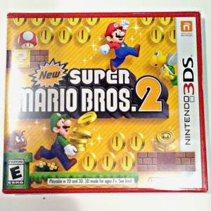 New Super Mario Bros 2 Nintendo 3DS (BRAND NEW SEALED) for Sale in San Diego, CA