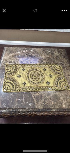 4 piece handmade table cover for Sale in Poway, CA