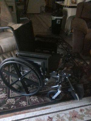 Breezy 500 wheel chair, in great shape for Sale in Lander, WY