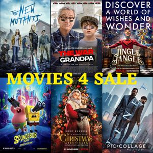 🔥New Movies in HD Quality🔥 for Sale in Los Angeles, CA