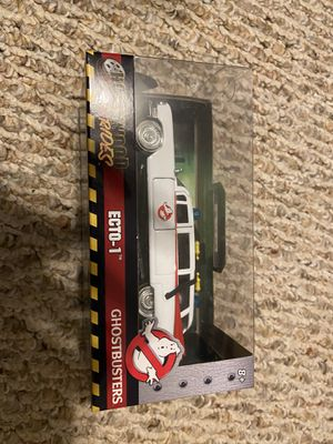 Hollywood Rides Ghostbusters Echo-1 hot wheels matchbox for Sale in Redondo Beach, CA