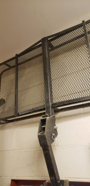 Bike rack and tailgate rack for Sale in LaFayette, NY