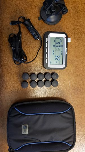 Bellacorp 10 sensor TPMS for Sale in Shady Shores, TX