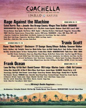 Coachella 2020 (Weekend 1) for Sale in Riverside, CA