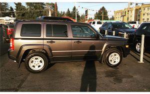 2016 Jeep Patriot for Sale in Mukilteo, WA