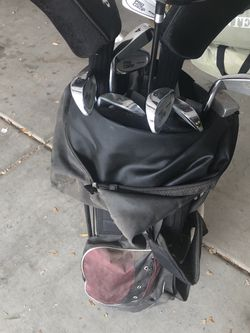 Gold Clubs W/bag for Sale in Florence,  AZ