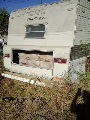 2 rvs with hitch for Sale in Sanger, CA