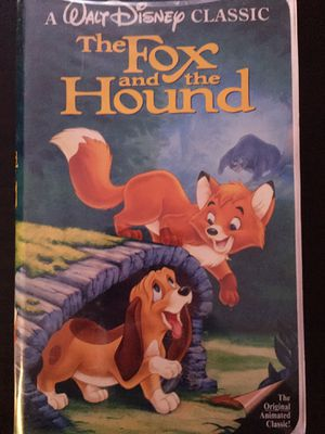 The Fox and the Hound VHS tape for Sale in Pasco, WA