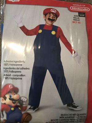 Mario kids costume for Sale in Decatur, GA