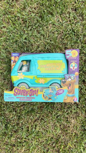 Scooby Doo Van (Includes Fred) for Sale in Houston, TX