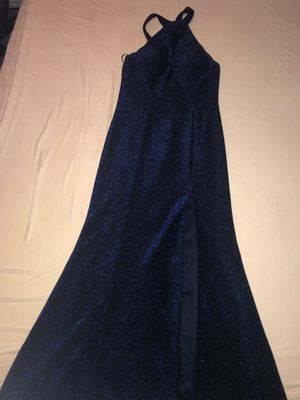 Navy Blue Prom Dress for Sale in West Point, UT