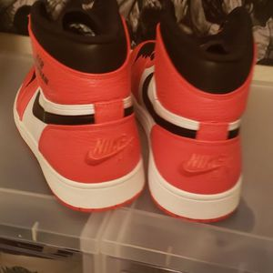 Jordan 1 Rare Air Max Orange for Sale in Nashville, TN