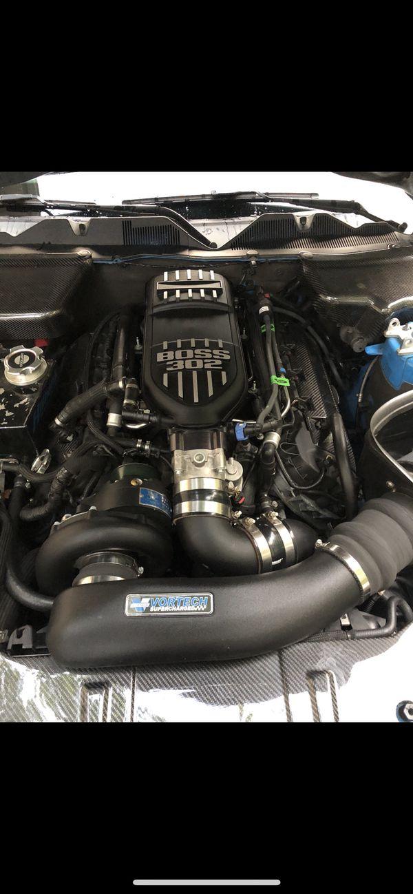 Mustang gt 680 hp 2012