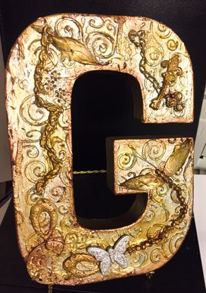 Assemblage crafted G for Sale in La Porte, TX