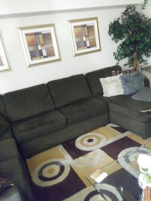 Sectional Brown 7 people for Sale in Landover, MD