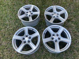 Chevy Camaro wheels rims oem stocks 18 inch for Sale in Hialeah, FL