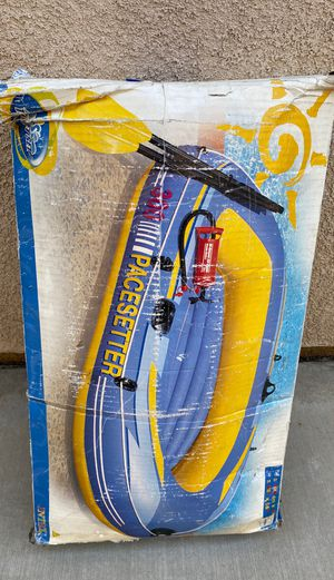 Inflatable boat for Sale in Rancho Cucamonga, CA