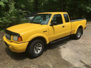 2001 ford ranger edge for Sale in Canton, GA