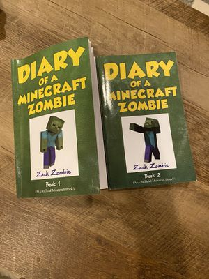 Diary of a Minecraft Zombie books for Sale in Gilbert, AZ