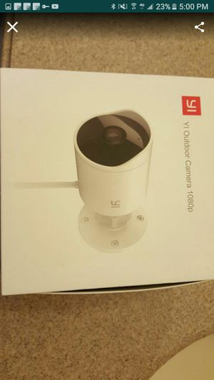 Camera outdoor security for Sale in Kissimmee, FL