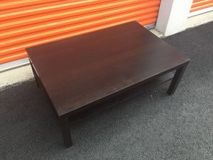 Wood Coffee Table - Will Deliver for Sale in Sterling, VA