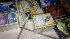 Pokemon collection sealed packs starter boxes holo reverse holos for Sale in Cathedral City, CA