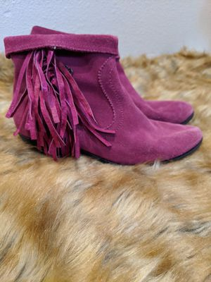 Sam Edelman Suede Booties for Sale in Gig Harbor, WA