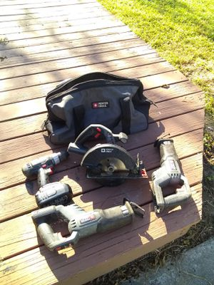 Power tool battery operated for Sale in Hazelwood, MO