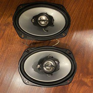 Kenwood Speakers 6x9 for Sale in Washington, DC