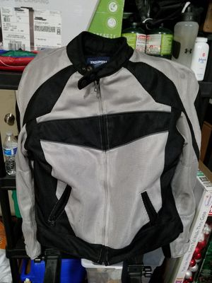 Triumph Mesh Motorcycle Jacket for Sale in Mill Creek, WA